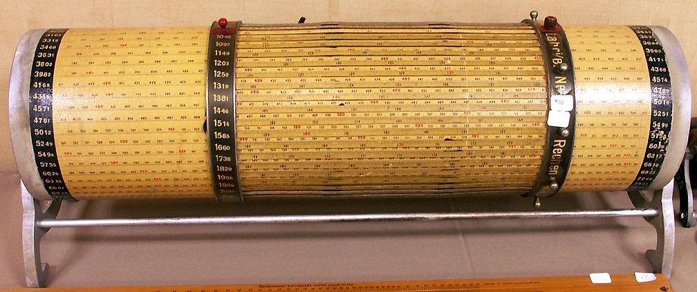 nestler 125mm cylindrical